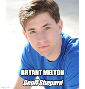 Bryant Melton as Geoff Shepard