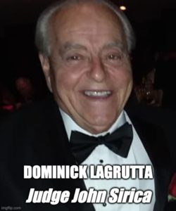 Dominick Lagrutta as Judge John Sirica