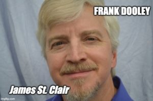 Frank Dooley as James St. Clair