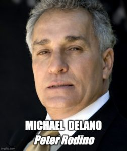 Michael Delano as Peter Rodino