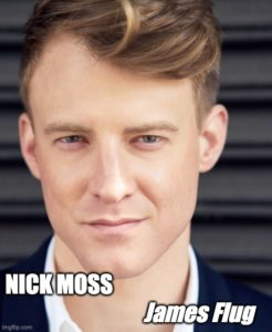 Nick Moss as James Flug