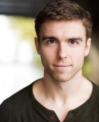Nick Mauldin as Geoff Shepard, cast of Trial on the Potomac